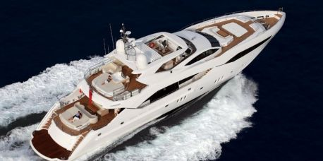 Super Yachts Charter